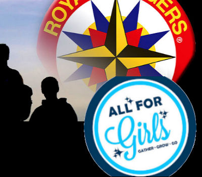 Girls Ministries Royal Rangers